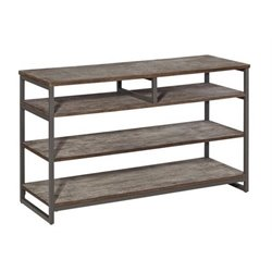 Atlin Designs TV Stand in Gray