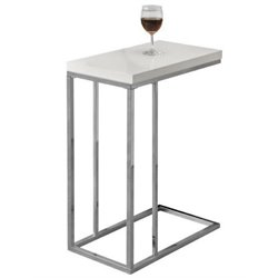 Merch-1188 Atlin Designs Metal Accent End Table-CB