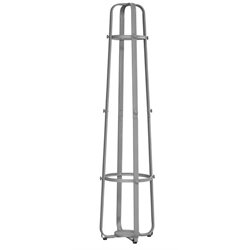 Merch-1188 Metal Coat Rack with Umbrella Holder