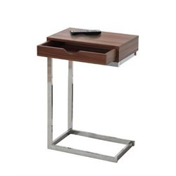 Merch-1188 Atlin Designs Metal End Table with Drawer