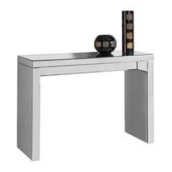 Atlin Designs Mirrored Console Table