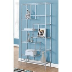 Merch-1188 Atlin Designs Metal Bookcase