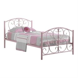 Rosebery Kids Twin Metal Bed Frame