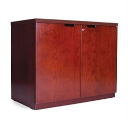 Mayline Luminary 2-Door Hinged Credenza