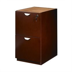 Mayline Mira File/File Pedestal for Credenza/Return & 30