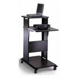 Mayline Steel Multimedia Presentation Stand