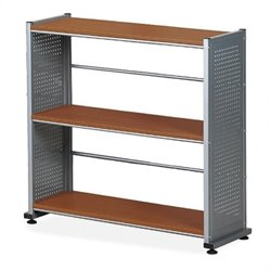 Mayline Eastwinds Bookcase in Medium Cherry