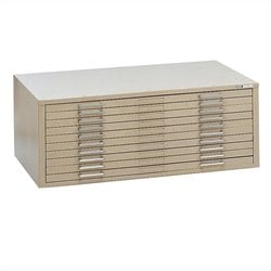 Mayline C-Files 10 Drawer Flat Files Cabinet (36