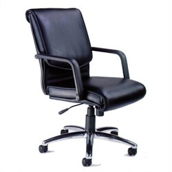Mayline Mercado Alliance Black Office Chair