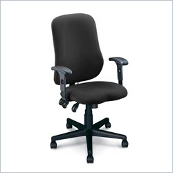 Mayline Comfort 24 Hour Performance Curved Support Office Chair