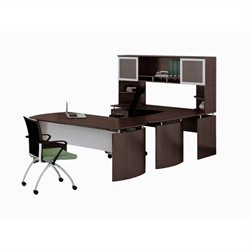 Mayline Medina Series - Office Suite 35 in Mocha