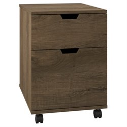 Mission Creek 2 Drawer File Cabinet