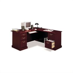 Bush Saratoga L-Shape and Lateral File Set