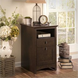 Bush Buena Vista 2 Drawer File Cabinet in Madison Cherry