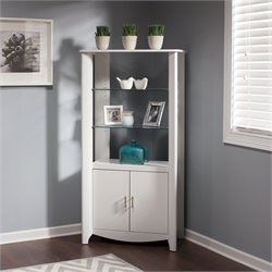 Aero 2-Door Tall Library Storage
