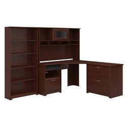 Bush Cabot 3 Piece Office Set