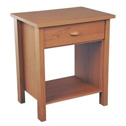 Night Stand in Oak