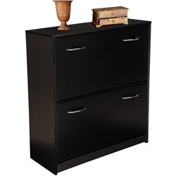 Venture Horizon Double Shoe Chest in Multiple Finishes