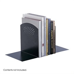 Black Jumbo Bookends