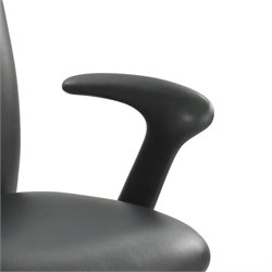 Safco Fixed L Arm Set for Uber Task Chair