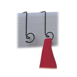 Wall Coat Rack Hook (Set of 6)