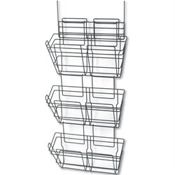 Triple File Basket (Set of 6)