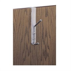 Over-The-Door Wall Coat Rack Hook (Set of 12)