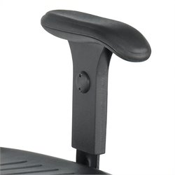 Safco Task Master Adjustable T-Pad Armrests