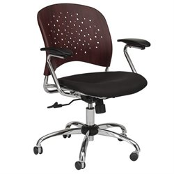 Safco Round Back Drafting Chair 6809