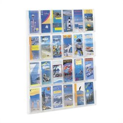24 Pamphlet Display