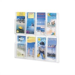 8 Pamphlet Display