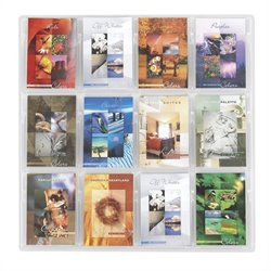12 Booklet Display