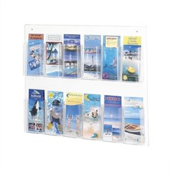 12 Pamphlet Display