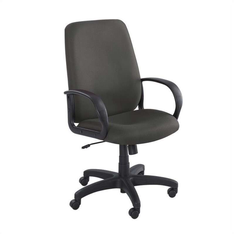 Black Executive High-Back Office Chair