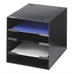 Steel - 4 Compartment
