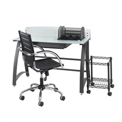 5PC Computer Desk Set