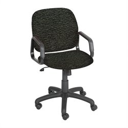High Back Office Chair in Black