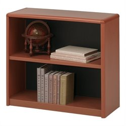 2-Shelf Bookcase in Cherry