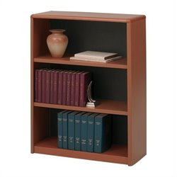 3-Shelf Bookcase in Cherry