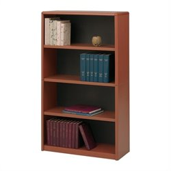 4-Shelf Bookcase in Cherry