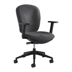 Task Office Chair in Charcoal