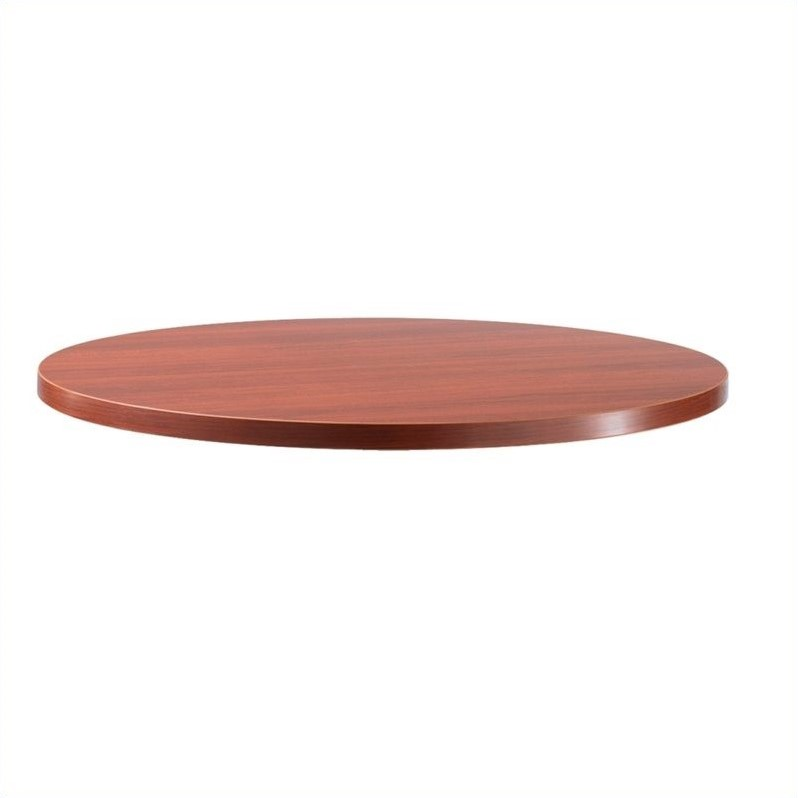 Round Table Top in Cherry