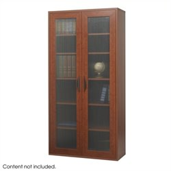 Modular Storage Tall Cabinet in Cherry