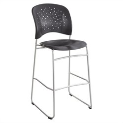 Counter Stool in Black