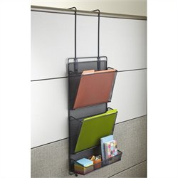 Multifunction Panel Organizer in Black