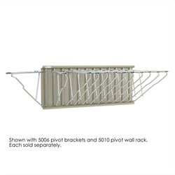 Safco Pivot Wall File Rack