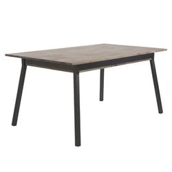 Eurostyle Macbeth Dining Table in Walnut