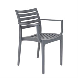 Morrow Stacking Arm Chair