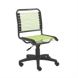 Eurostyle Bungie Low Back Office Chair in Green