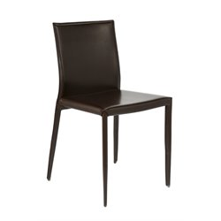 Eurostyle Shen Dining Chair in Brown